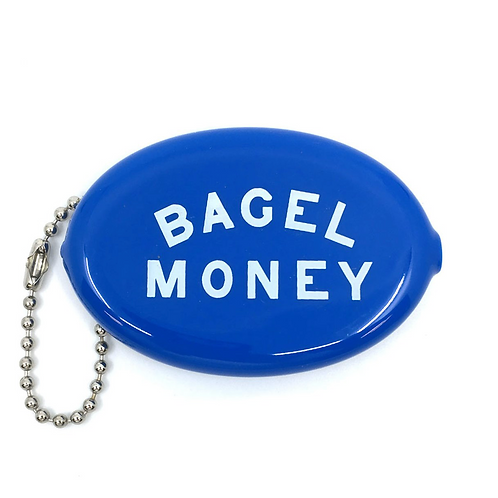 "Porte monnaie  ""Bagel money"""