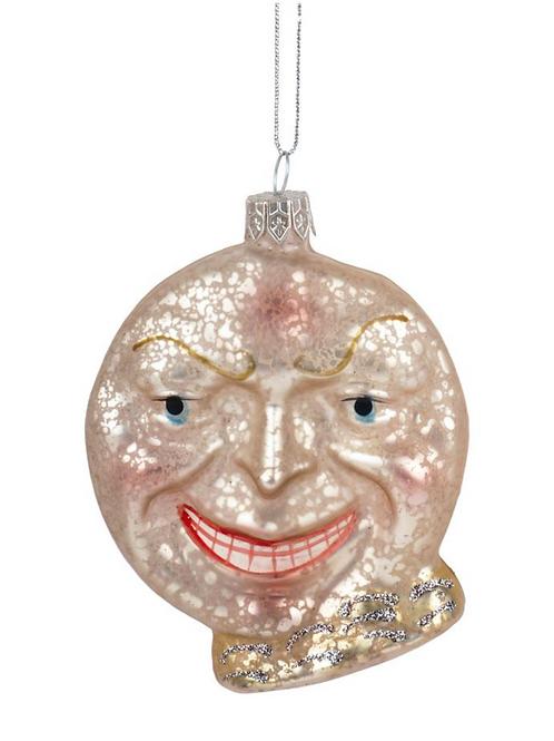 Décoration de Noël Lune Victorienne