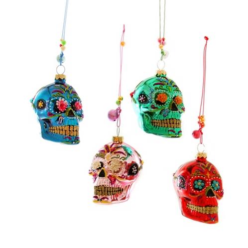 Décoration de Noël Dia de Los Muertos