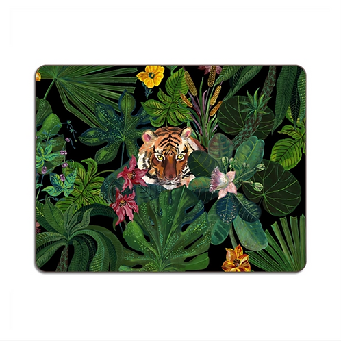 "Set de Table rectangulaire ""TIGER"""