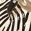 Thumbnail: Vase mural Zèbre