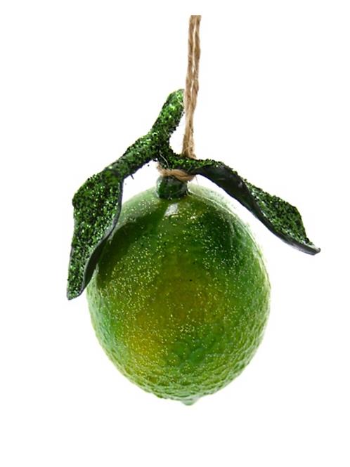 Décoration de Noël Citron Vert