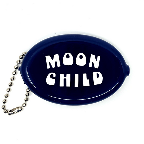 "Porte monnaie  ""Moon Child"""