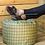 Thumbnail: Pouf en tweed