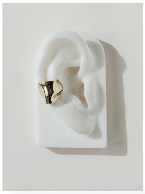 """FARIS Bijoux d'oreille """"Pleat"""""""