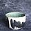 Thumbnail: Bol Dashi Vert Cuivre Jars Céramistes
