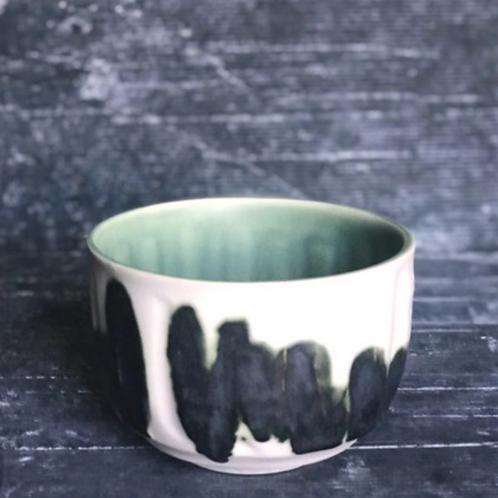 Bol Dashi Vert Cuivre Jars Céramistes
