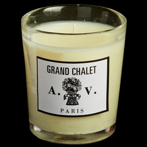 Bougie parfumée Grand Chalet Astier de Villatte