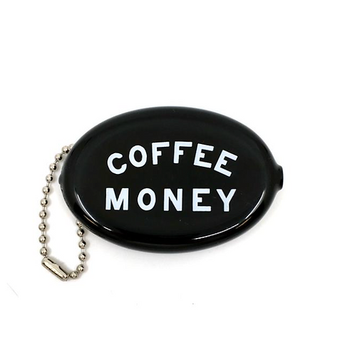 "Porte monnaie  ""Coffee money"""
