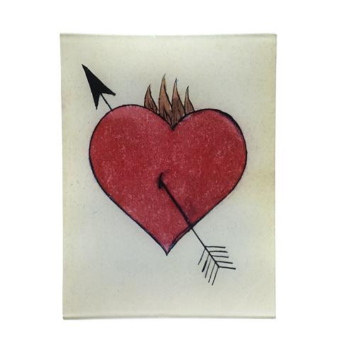 "Assiette decorative  ""Shooting Arrows"" John Derian"
