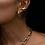 Thumbnail: FARIS Bijoux d'oreille «ear cuff»