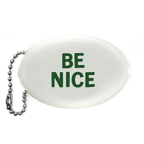 """Porte monnaie  """"Be Nice"""""""