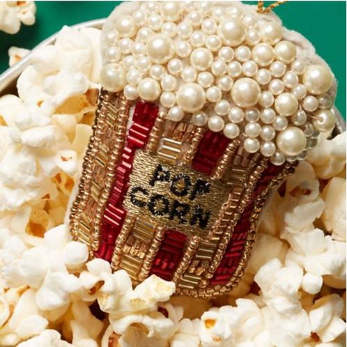 Décoration de Noël Pop Corn