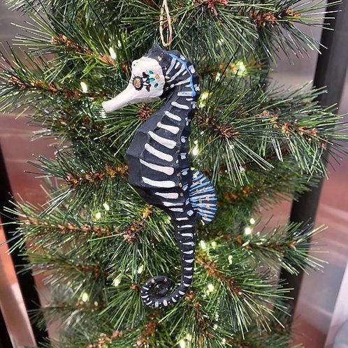 Décoration de Noël Hippocampe