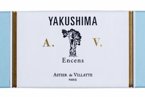 Encens Yakushima Astier de Villatte