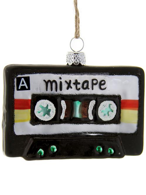 """Décoration de Noël """" Mixtape"""""""