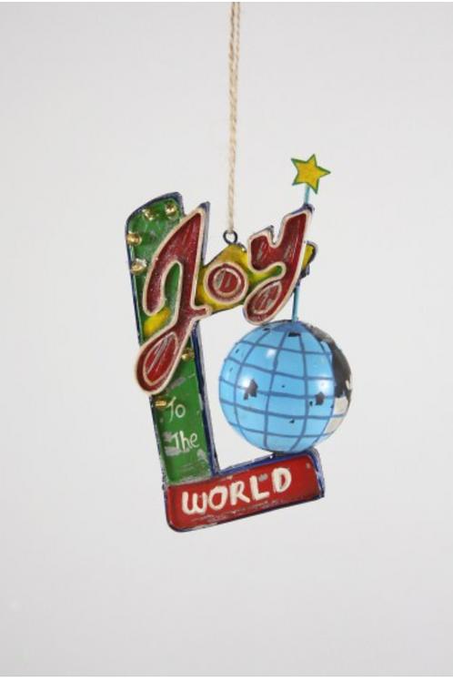 Décoration de Noël Roadside Sign