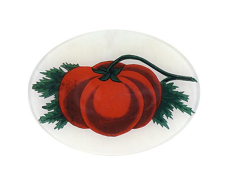 "Assiette decorative ""Tomato"""