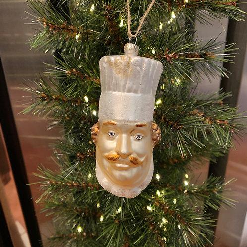 Décoration de Noël Chef