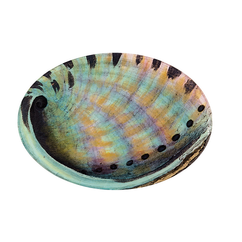 """Assiette ovale """"Abalone"""""""