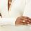 Thumbnail: Chevalière en vermeil 18 carats Daisy WILHELMINA GARCIA