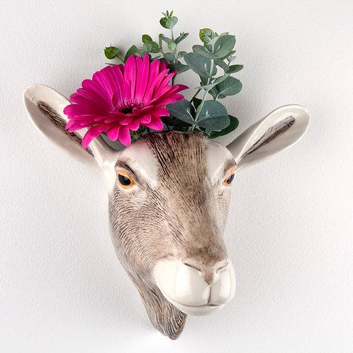 Vase mural Chèvre