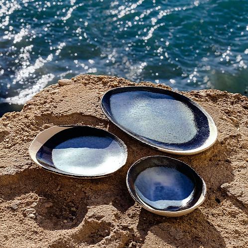 Wabi Awa assiettes et plat Jars Ceramistes