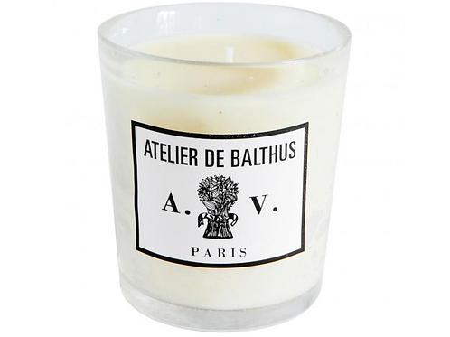 Bougie parfumée Atelier de Balthus Astier de Villatte