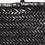 Thumbnail: Cabas tressé cuir brun Sophie Dragon Diffusion