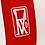 Thumbnail: TRAVELLER M - Red Logo Print