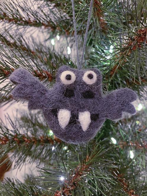 Décoration de Noël Chauve-souris