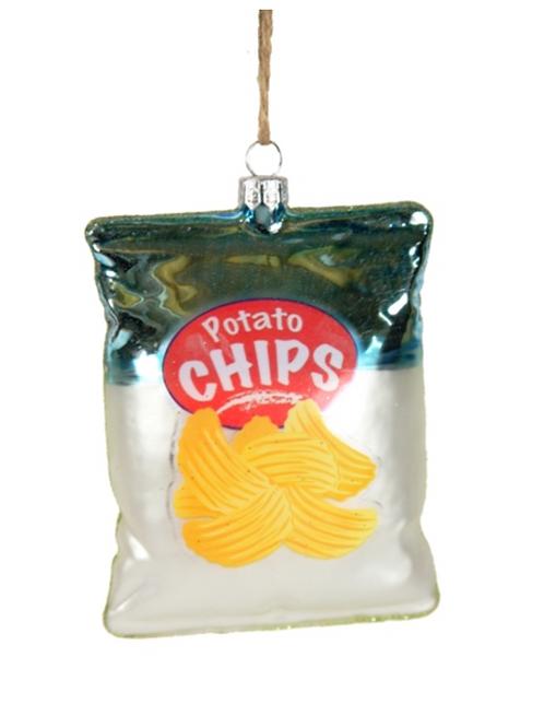 Décoration de Noël Chips