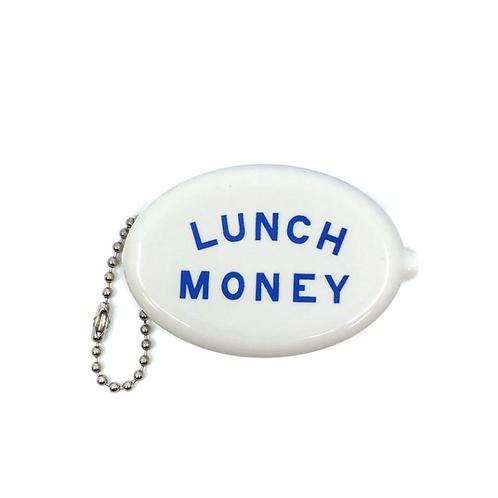 "Porte monnaie  ""Lunch money"""