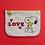 Thumbnail: Pochette Snoopy LOVE
