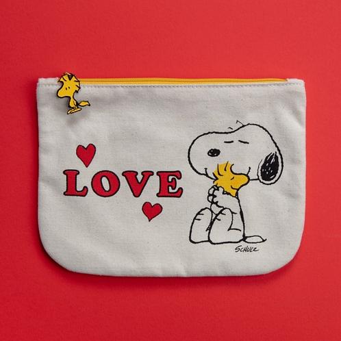 Pochette Snoopy LOVE