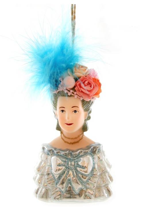 Décoration de Noël Marie Antoinette