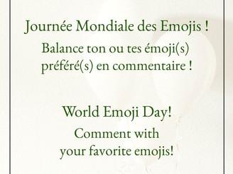 Vive les Emojis !