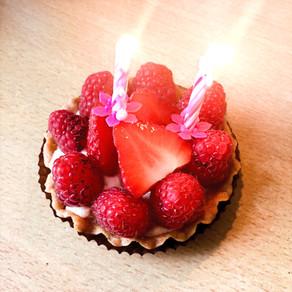 Premier anniversaire du blog ~ Jour J