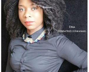 Lumière sur...#3 Dina B., fondatrice d'Awanails.