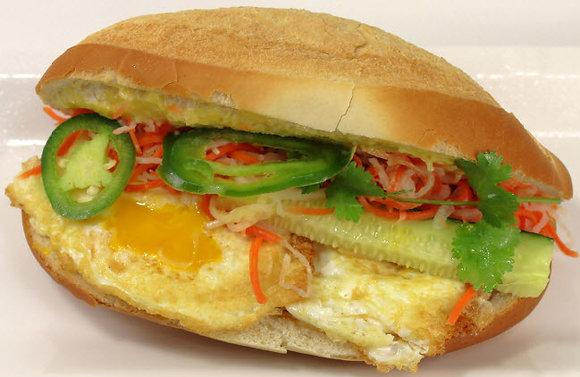 13. Hột Gà Opla - Eggs