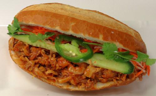 17.  Korean Chicken Sandwich $4.25