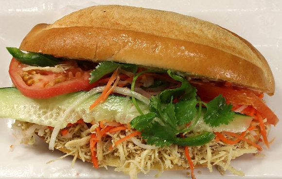 9. Gà Chà Bông - Shredded Chicken