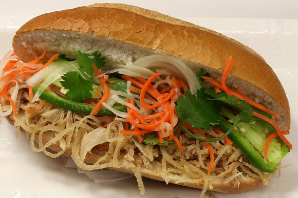 6. Bì - Shredded Pork