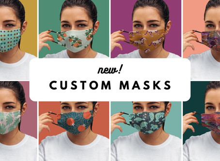 mask makin' (so you don't have to)