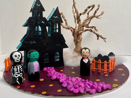it's spooky season y'all!