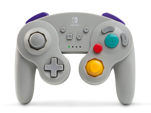 PowerA Wireless GameCube Style Controller for Nintendo Switch