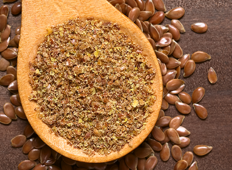 Using Flaxseed Oil and Fish Oil to Relieve Dry Eye
