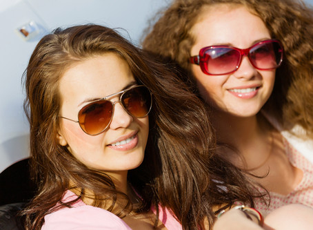 The ABCs of Sunglasses Protection