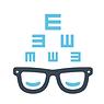 vision eye chart glasses