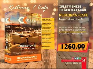 Restoran Cafe Paketi